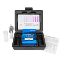 Chemetrics Dissolved Oxygen Test Kit   CHEMets® Visual Kit 0-1 ppm