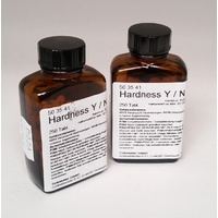 HARDNESS YES/NO TABLETS - BOTTLE