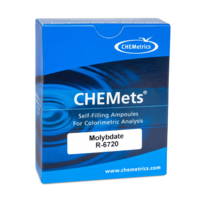 Molybdate  CHEMets® Refill 20-200 ppm as Mo