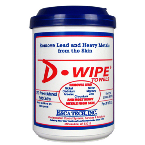 D-LEAD SURFACE WIPES