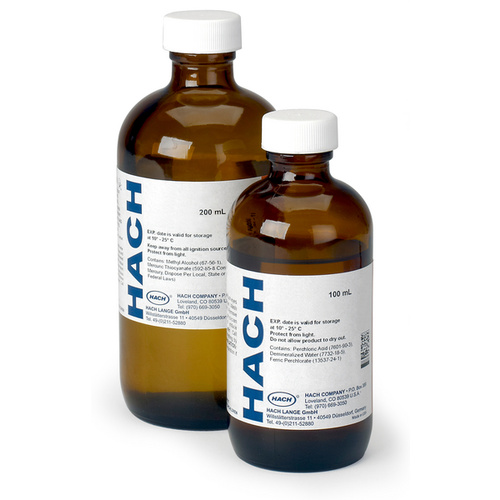 MERCURIC THIOCYANATE SOLUTION
