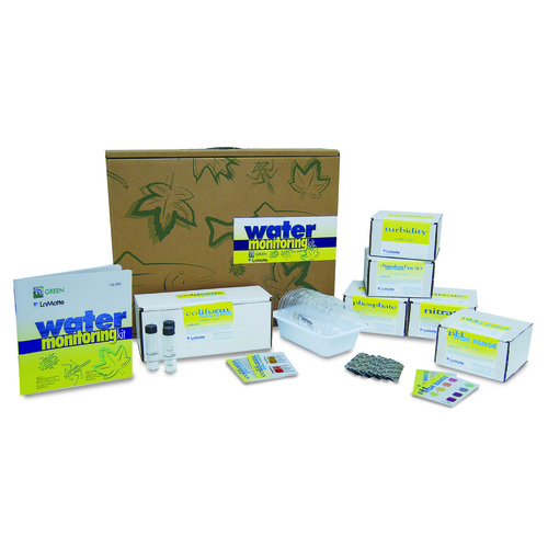 Earth Force Standard Water Monitoring Kit