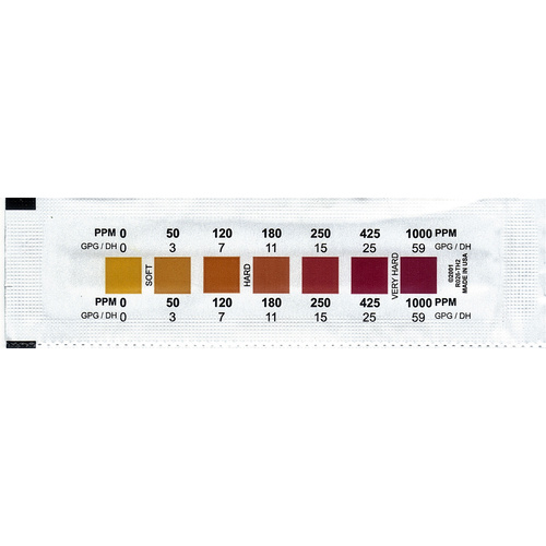 Hardness (Total) Test Strips